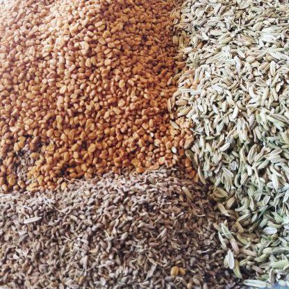 détails voie lactée graines mellune