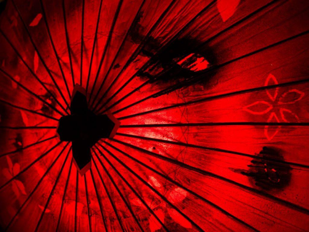 toit tente rouge mellune