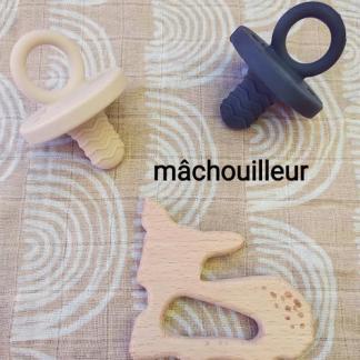 MACHOUILLEUR-MELLUNE-BOIS-SILICONE