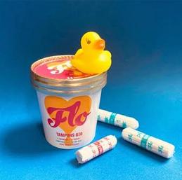 Flo-coton-bio-tampon